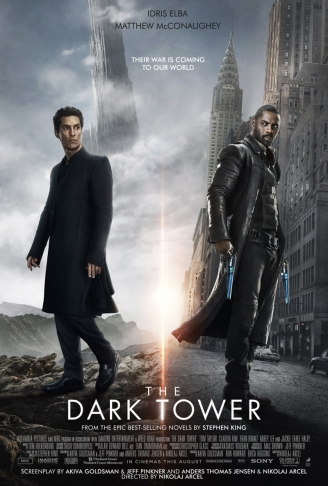 Pósters internacionales para The Dark Tower