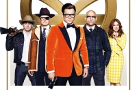 Nuevos pósters para Kingsman: The Golden Circle